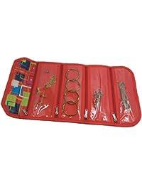 21R Multipurpose Travel Organiser Bag/Utility Bag/Cosmetic Bag/Makeup Bag/Jewelery Bag/Jewelery Case/Hanging Toiletries... - B07DD2CWS7