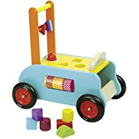 Vilac 1006S – 3 in 1 Walking Trolley – Walking Trolley Holder/Table Activity Toy preiswert