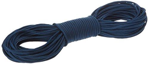 """Grenhaven Paracord Seil Dunkel Blau Fallschirmschnur Universell einsetzbares Survival-Seil mit 7 Strängen 30m 550lbs 100ft aus reißfestem Parachute Cord\"""" Achtung!!! Nicht zum Klettern geeignet"""