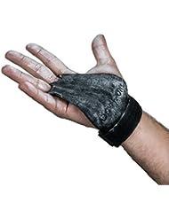 Premium Pull Up Grips - OPTIMALER Handschutz, nie wieder aufgerissene Hände durch unsere Crossfit Handschuhe - BESTER Halt für dein Crossfit-, Freeletics-, Turnen- und Gewichtheben- Training