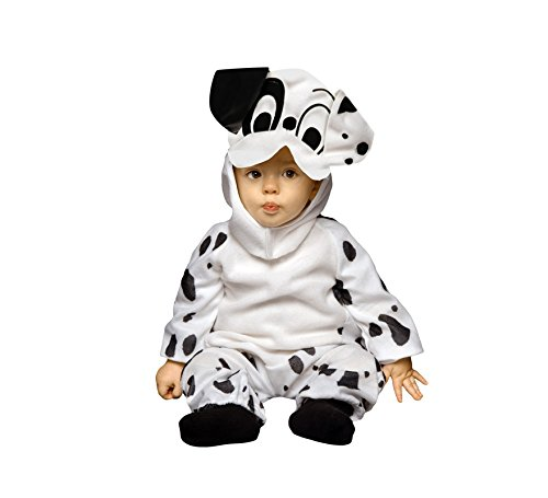 Imagen de disfraz de dálmata para bebés de 6 12 meses