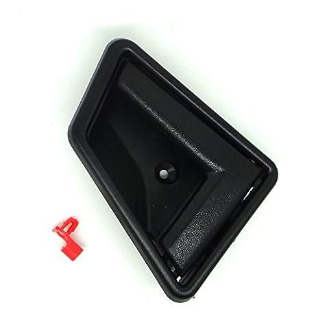 Conpus Black Fits Sidekick 89-98 Inside Interior Door Handle Driver