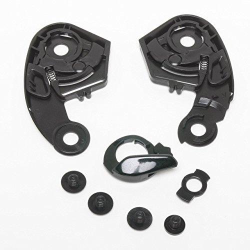 SHOEI CX-1 Mechanik mit Schrauben Set passend für den SHOEI Helm Syncrotec...