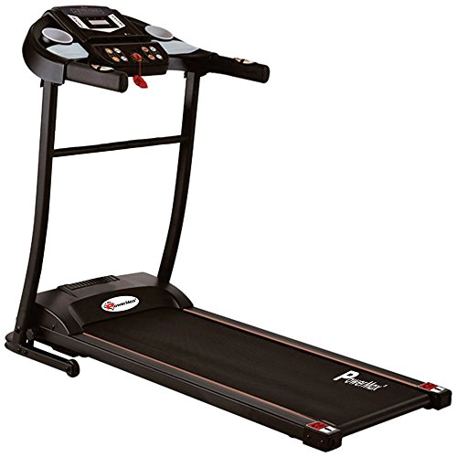 Powermax Fitness TDM-97 1.0Hp, Light Weight, Foldable Motorized Treadmill for Your Fitness Workout