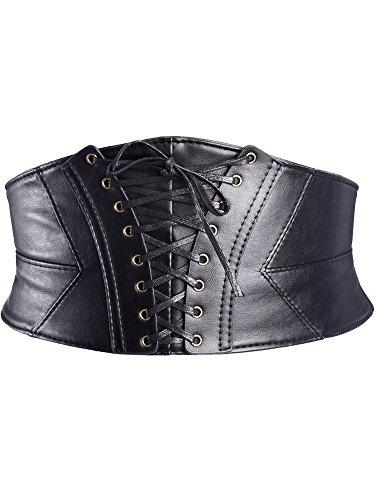 Elastische Taille Gürtel Gefesselt Korsett Cinch Mattenketten mit -