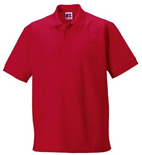 "Poloshirt ""Ultimo"" - für Herren classic red"