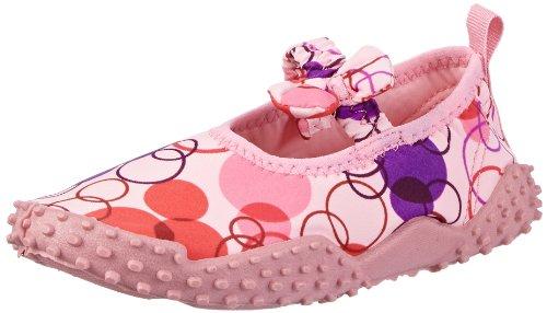Playshoes Aquaschuhe, Badeschuhe Retro mit höchstem UV-Schutz nach Standard 801 174771 Unisex - Kinder Dusch- & Badeschuhe Pink (original 900)