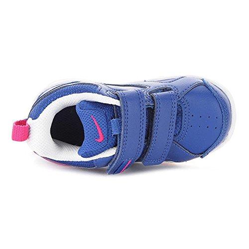 Nike - Lykin 11 (TDV), Scarpe da ginnastica Bambina Blu marino