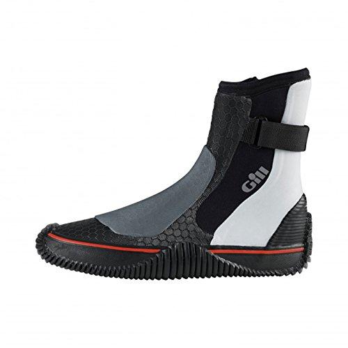 Gill Trapeze Boots - Black/Silver 45/46