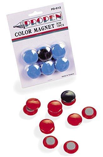 Schiavi Sport - ART 1083, Pedine Magnetiche Blu