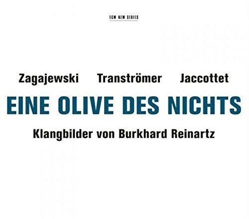 Zeitgenössische Olive (Eine Olive des Nichts)