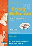 Erfolg im Mathe-Abi 2020 Pflichtteil Baden-Württemberg