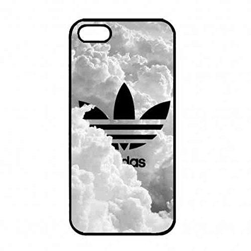 Coque Adidas, Housse de iPhone 5/iPhone 5S/iPhone se Coque Adidas, Adidas iPhone 5/iPhone 5S/iPhone se, TPU Adidas rigide, Meilleur Cadeau pour garçon, étui plastique rigide classique Adidas iPhone 5/iPhone 5S/iPhone ser0222Noir