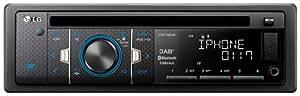 LG Electronics LGLCS710DAB Autoradio CD/MP3/USB/SD Bluetooth avec tuner AM/FM