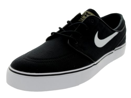 Nike , Herren Sneaker Black (Schwarz / Weiß-Gum Light Brown)