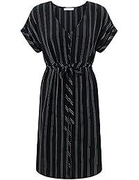 Promod Kleid mit Knopfleiste