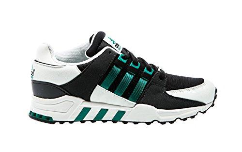 adidas Equipment Running Support, Core Black/Sub Green/White Vapour, 4 (Support Adidas Running Equipment)