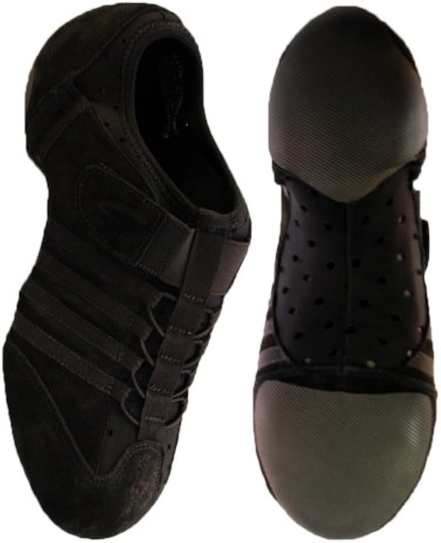 Capezio PP15 Jag Jazzschuh/Sneaker mit geteilter EVA Sohle