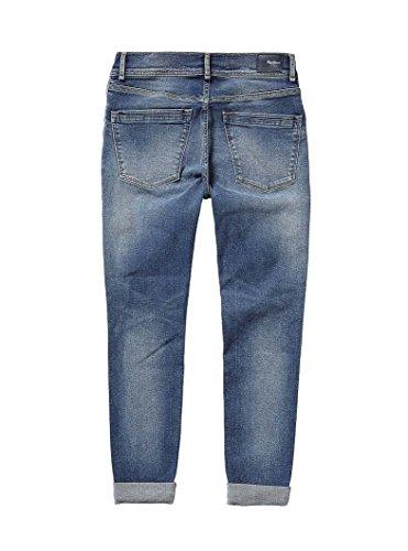 Pepe Jeans London Damen Jeans Joey Cartoon denim