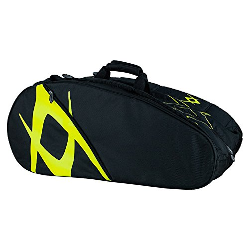 Völkl Unisex Tour Combi Bag 9er Schlägertaschen Schwarz