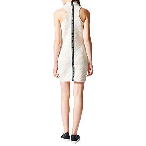 Adidas, abito da donna Bianco