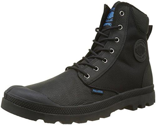 Palladium Spor Cuf Wpn U, Sneakers Hautes mixte adulte, Noir (315 Black), 41 EU
