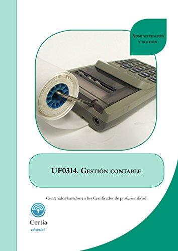 UF0314 Gestión contable