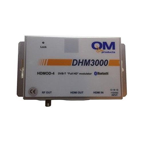 MODULATORE DIGITALE TERRESTRE BLUETOOTH SKY RF HDMI LOOP FULL HD 1080 DHM 3000