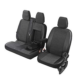 Sitzbezüge Viva passgenau geeignet für Citroen Jumper 2006-2018- 2+1- Erste Reihe (1+2) 4D-DV-VI-3M-JDB-167