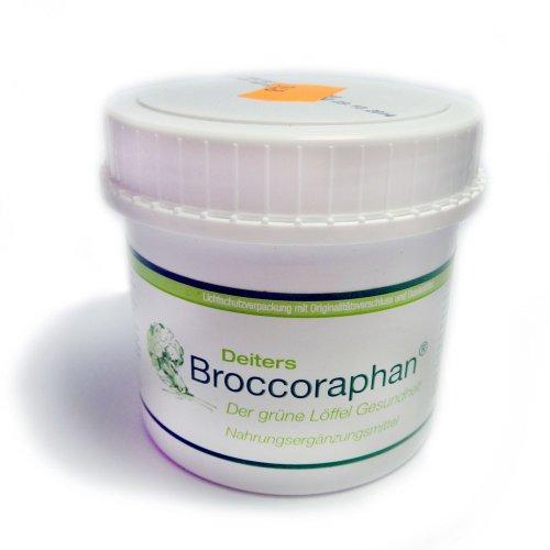Topfruits Broccoraphan®, 50g gefriergetrocknetes Pulver aus Brokkolisprossen, definierter Sulforaphangehalt -