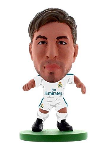 Soccerstarz soc120–Real Madrid Sergio Ramos–kit de casa (2018versión)/cifras