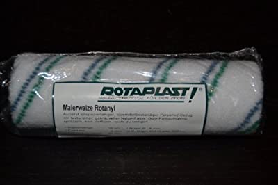 18cm Rotanyl Farbwalze,Farbroller,Lackierwalzen,2K-Farbe,Rostschutzfarben,Lacke von Rotaplast auf TapetenShop