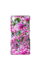 Natural Beauty Mobile Case/Cover For XPERIA Z3