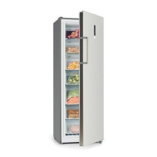 Klarstein Iceblokk Hybrid Congelador • 4 estrellas• NoFrost • Clase energética A+...