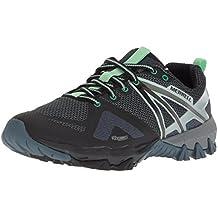 Merrell Womens/Ladies MQM Flex GoreTex Waterproof Hybrid Walking Shoes