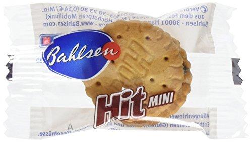 Preisvergleich Produktbild Bahlsen Hit Minis Portionspackung,  1er Pack (1 x 975 g)