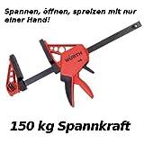 Würth - Sargento rápido (450 mm)
