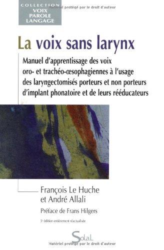 La voix sans larynx