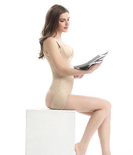 KOOYOL Shape Sensation Reggiseno Da Donna Intimo Modellante Nero-B
