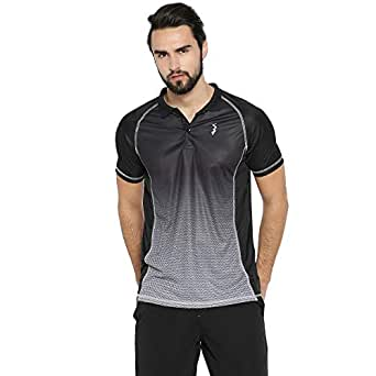Campus Sutra Men's Regular Fit Jersey