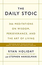 Descargar gratis The Daily Stoic: 366 Meditations on Wisdom, Perseverance, and the Art of Living:  Featuring new translations of Seneca, Epictetus, and Marcus Aurelius en .epub, .pdf o .mobi