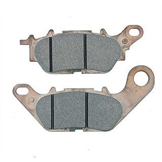 MGEAR Bremsbeläge 30-376-S, Einbauposition:Vorderachse links, Marke:für YAMAHA, Baujahr:2012, CCM:115, Fahrzeugtyp:Scooter, Modell:AF 115 S Fino