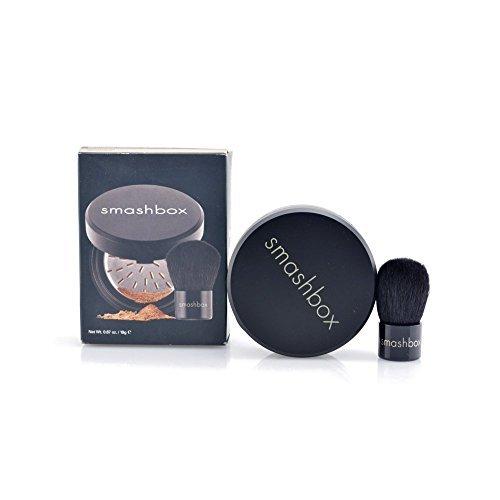 Smashbox Halo Hydrating Perfecting Powder - Medium/Dark 0.75oz (21g)
