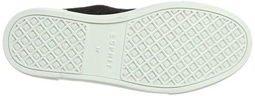 Esprit Ladies Dasha Lu Sneaker Nero (nero)