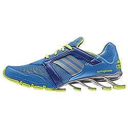 adidas Springblade E-Force Laufschuhe Sneaker Herren Mens blau AQ5250 NEU & OVP Gr. 44