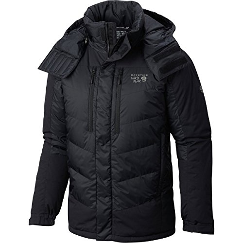 Mountain Hardwear Doudoune Glacier Guide Down Parka Black