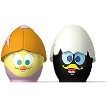 Aubecq 500229 - Accesorio para cocinar huevos, diseño de Calimero y Priscilla