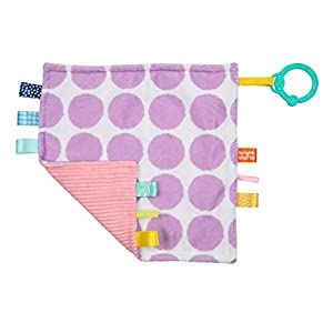 Bright Starts- peluche, Color purple (Kids2 12303)