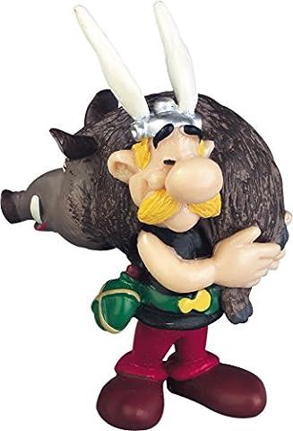Plastoy - 60545 - Figurine- Asterix Portant Un Sanglier