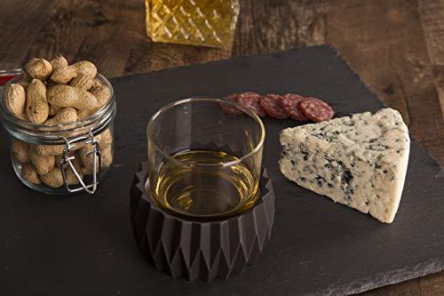 Vacu Vin Aktiv Whisky Kühler, Kunststoff, Weiß, 5x9x12 cm